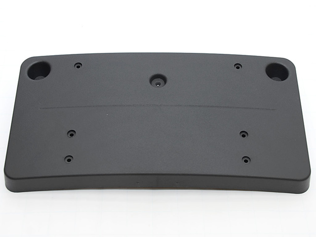 Mercedes License Plate Trunk Handle
